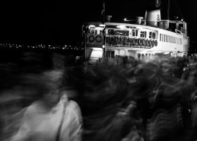 ghosts of steamboat by t-ufan