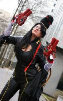 Bayonetta Time by RoyalLuna