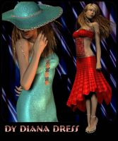DY Diana Outfit V4 FREE by DiYanira