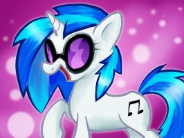 Turn Up the Music by KriahFox
