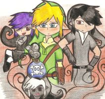 Dark Link :CE: by Foxtail-89