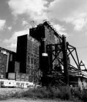 baltimore industrial steel by etherpool