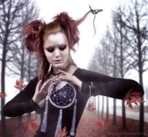 Dreamcatcher by Eternal-Dream-Art
