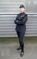 Imperial Officer Cosplay (2) by masimage