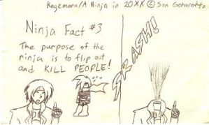 +Ninja Fact+ by Are-X by SonGoharotto