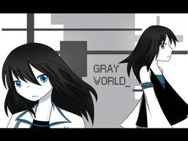-In the Gray Zone- by saphred33