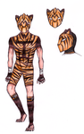 The Epic Tigerboy by KyeTamm
