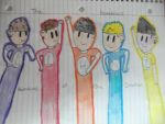 The Adventurous Adventures Of One Direction by thesealpup
