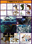 Commission Prices: (Updated) by metal-beak