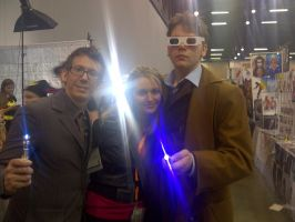 Rose Tyler and the Doctors by DarkLilly1991