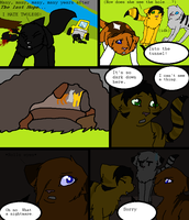 Blindsight's path page one by Talon1223