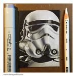 115/365 Stormtrooper by BikerScout