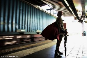 Lightning Farron Shooting by adaman77