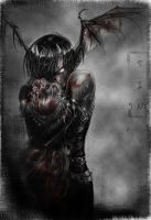She Is Mine...Forever. by GothicaEmpress