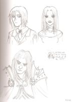 Random Undead Persons by MidniteSilven