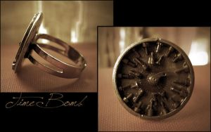Time Bomb Ring by StaticSkies