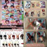 [SOLD OUT] Official Attack on titan merchandise by xXBeatoUshiromiyaXx