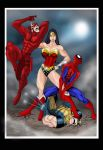 WONDER WOMAN - Out of your league boys! by Helmsberg