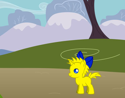 mlp maggie simpson by platygal48