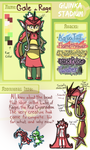 GS Entry: The Red Gyarados by ForrellianLight