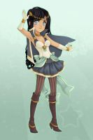 Sailor Perseus by shimoyo
