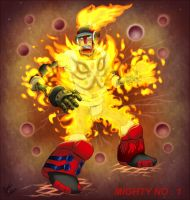Mighty No 1 by syahilla