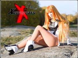 Xenogears Elly by CosplayMeuw