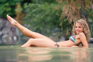 Anna at Quarry Lake 3 by platen