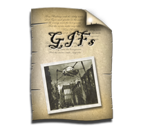 Steampunk GIF Document Icon by yereverluvinuncleber