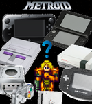 Metroid Games? by ValAndy7