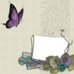 Digital Scrapbooking - Quickpage Love of my life by Rickulein