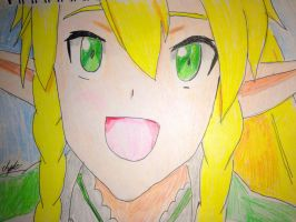 Leafa: Sword Art Online by Africa2000