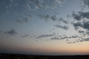 the majestic sky by AndreaP95