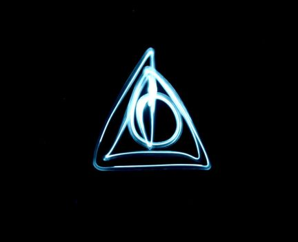 Deathly Hallows by DoctorPond