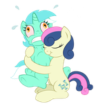 a little tight there bon bon! by shadawg