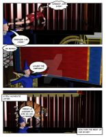 Magic Cage Pg 1 by creativesam