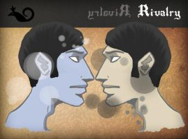 Rivalry by InterGrapher