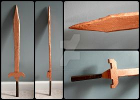 Riptide, Percy Jackson's sword by Leatho-Shellhound