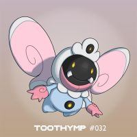 032 Toothymp by TerryTibke