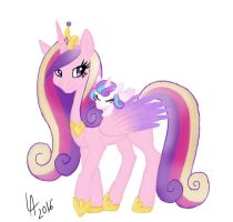 Baby Flurry Heart by KIss-for-ingeraSH