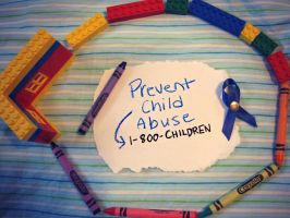 April is Child Abuse Prevention Month by BritLawrence