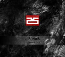 HQ Ink Textures by 25Horas