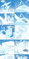 When Belle Met NegaDuck Page 7 Finale by GreyOfPTA