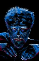 WolfMan! by chrismoet