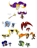 The 7 Sin Circus by TheWickedWordsmith