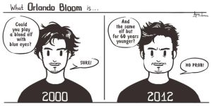 What Orlando Bloom is... by ayumi-lemura