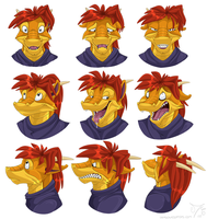 New Style - Thaz Expressions by thazumi