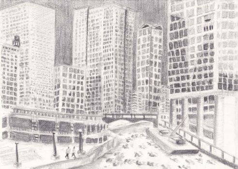 city by Talikmon