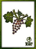 Grapes Design Assignment by GothicPrincess1974