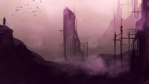 Industrial Speed paint by Effett